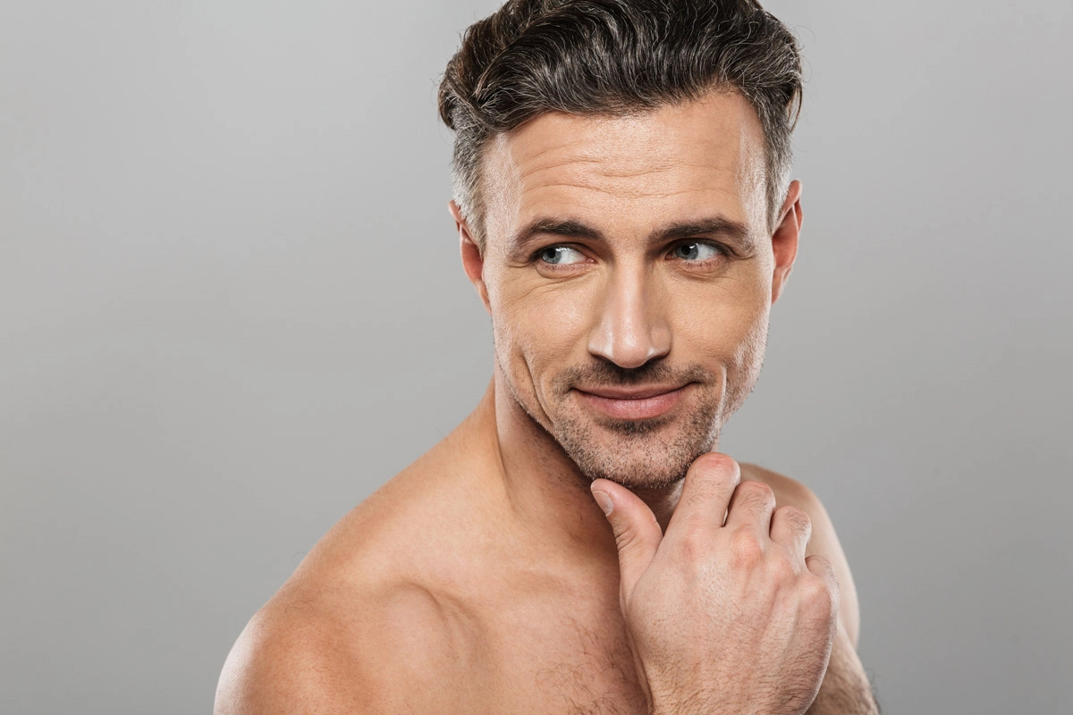 Non-surgical treatments, laser treatment for men, SkinOne, Vancouver BC